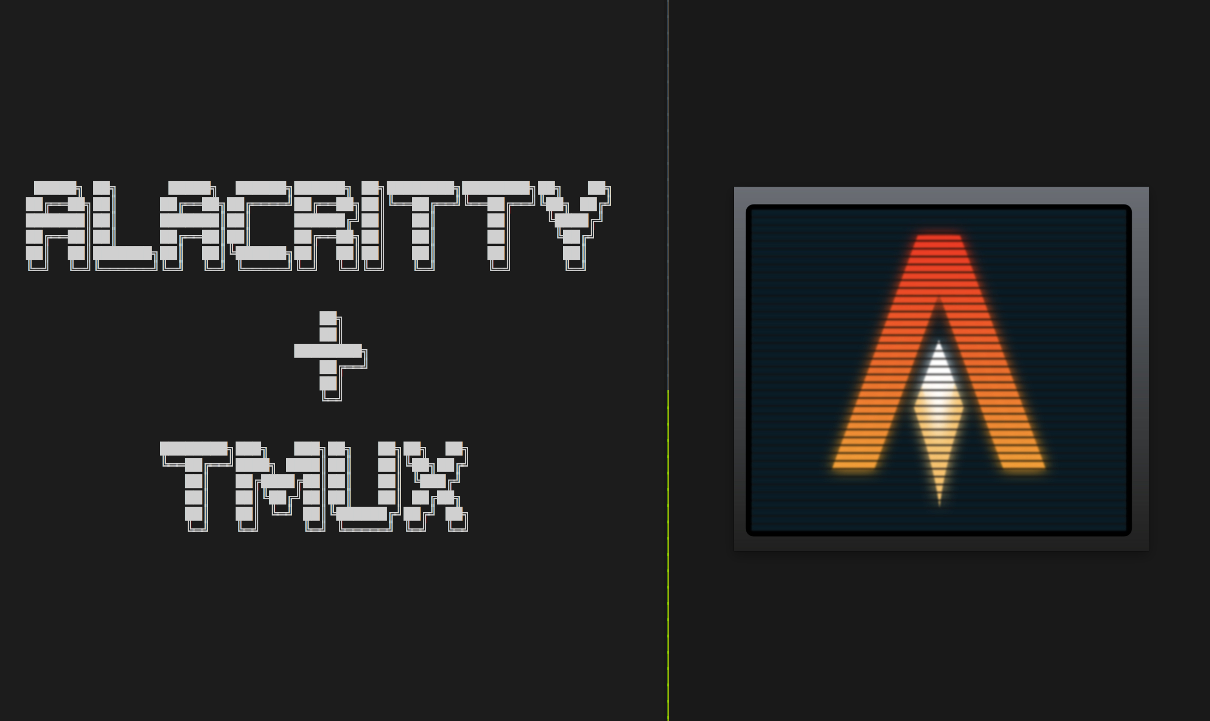 Alacritty integration with Tmux